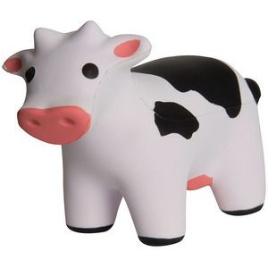 Cow w/Sound Squeezies® Stress Reliever