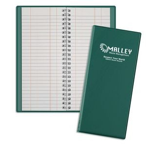 Wire-O Pad Flexible Tally Book Notebook